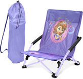 Disney Sofia the First Kids Folding Lounge Chair, Quick Ship