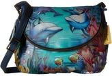 Anuschka 482 Large Flap-Over Convertible Handbags