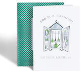 Marks and Spencer Garden Shed Grandad Birthday Card