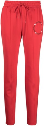 Love Moschino Tapered Track Trousers