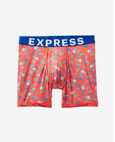 Express beach print boxer briefs
