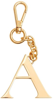 Dooney & Bourke Monogram Pendant Key Chain Letter A