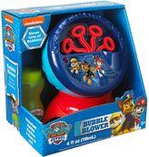 Little Kids Paw Patrol Bubble Machine by
