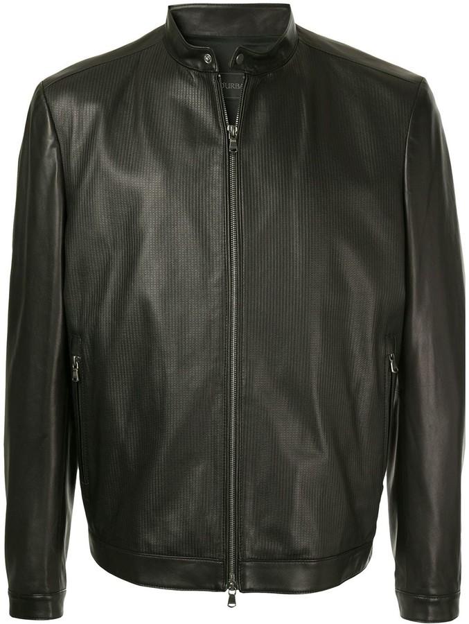 b097d93e3 D'urban flight leather jacket