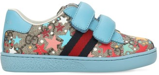 Gucci New Ace Strap Sneakers