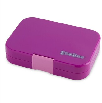 Yumbox Panino Sandwich Box, Bijoux Purple