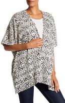 Cejon Printed Wearable Shawl