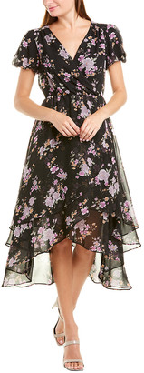 Betsey Johnson Blossom Maxi Dress