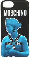Moschino Statue Printed Iphone 7 Plus Cover