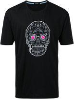 GUILD PRIME skull graphic T-shirt - men - Cotton/Rayon - 1