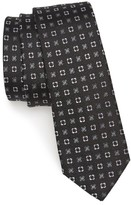 The Tie Bar Men's Steady Bloom Silk Tie