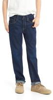 Gap Stretch straight jeans