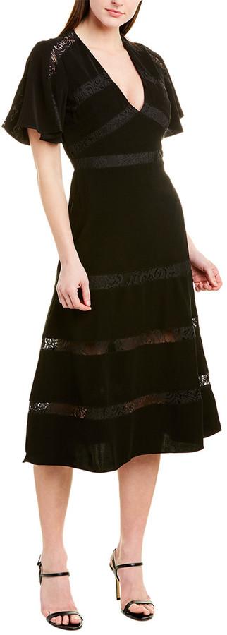 Keepsake Sense Midi Dress