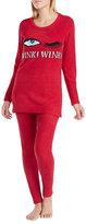 Betsey Johnson I Want It All Cozy Sweater Tunic