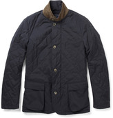 Loro Piana Roadster Quilted Storm System® Shell Jacket