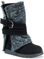 Muk Luks Nevia Convertible Sweater Boot
