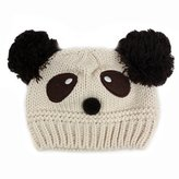 SODIAL(R) Baby Girls Boys Kids Knit Cap Winter Warm Hat .