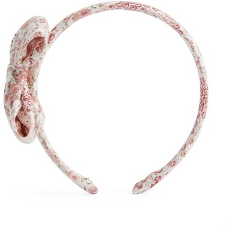 Trotters Arabella Floral Bow Headband