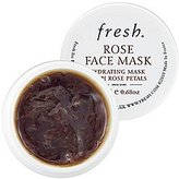 Fresh Rose Face Mask With Soothing Rose Petals, .68 oz (DLX Travel Size)