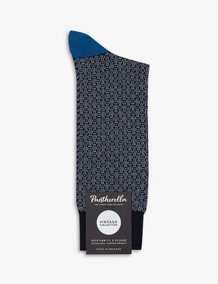 Pantherella Jones cotton-blend socks