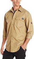 Caterpillar Men's Flame Resistant Twill Shirt