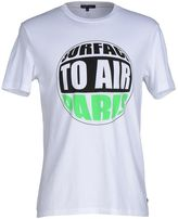Surface to Air T-shirts
