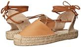 Soludos Platform Gladiator Sandal Leather