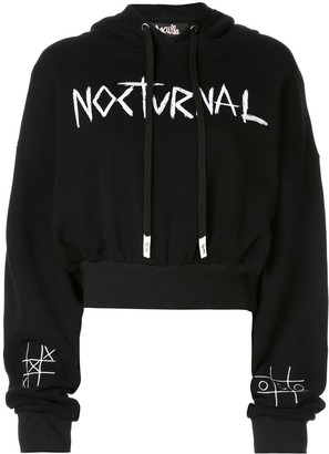 Haculla Cropped Hooded Sweatshirt