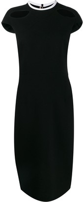 Roland Mouret Talland midi dress