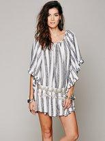 Lotta Stensson Knit Stripe Doily Dress