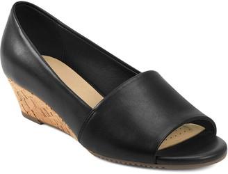 Aerosoles Application Women's Wedge Sandals