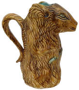 One Kings Lane Vintage Majolica Squirrel Pitcher