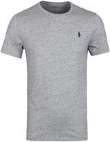 Polo Ralph Lauren Dark Vintage Heather Custom Fit T-shirt