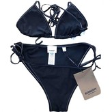 Burberry Black Lycra Swimwear