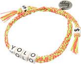 Venessa Arizaga Yolo ceramic bracelet