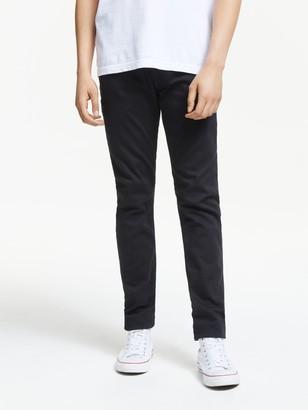 Diesel Thommer Slim Fit Stretch Jeans, Black 0688H