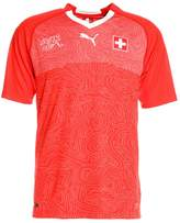Puma Schweiz Home Replica National Team Wear Puma Red/puma White