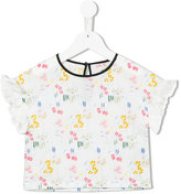 No Added Sugar Giggly blouse - kids - Cotton/Polyester - 10 yrs