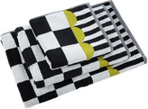 Mackenzie Childs MacKenzie-Childs - Courtly Check Towel - Bath Towel