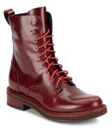 Rag & Bone Lace-Up Leather Boots