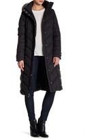 Nautica Faux Fur Puffer Coat