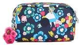 Kipling Disney Alice in Wonderland Collection Gleam Printed Cosmetic Bag