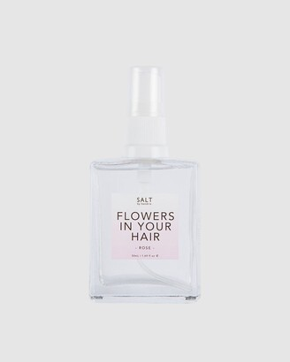 SALT BY HENDRIX Women's White Body Mist - Flowers in Your Hair - Rose - Size One Size, 50ml at The Iconic