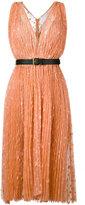 Maria Lucia Hohan star embroidered dress - women - Nylon/Polyester/Spandex/Elastane - 34