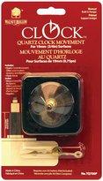 Walnut Hollow 700P Quartz Clock Movement, Surfaces