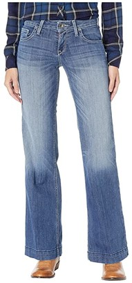 Ariat Trousers Baseball Stitch in Bonnie (Bonnie) Women's Jeans