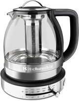 KitchenAid Kitchen Aid KEK1322SS Glass Tea Kettle