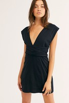 The Endless Summer Babys Got It Convertiable Mini Dress by at Free People