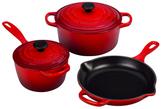 Le Creuset Signature Cookware Set (5 PC)
