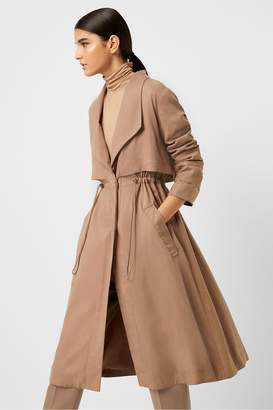 French Connection Carla Lyocell Oversized Coat